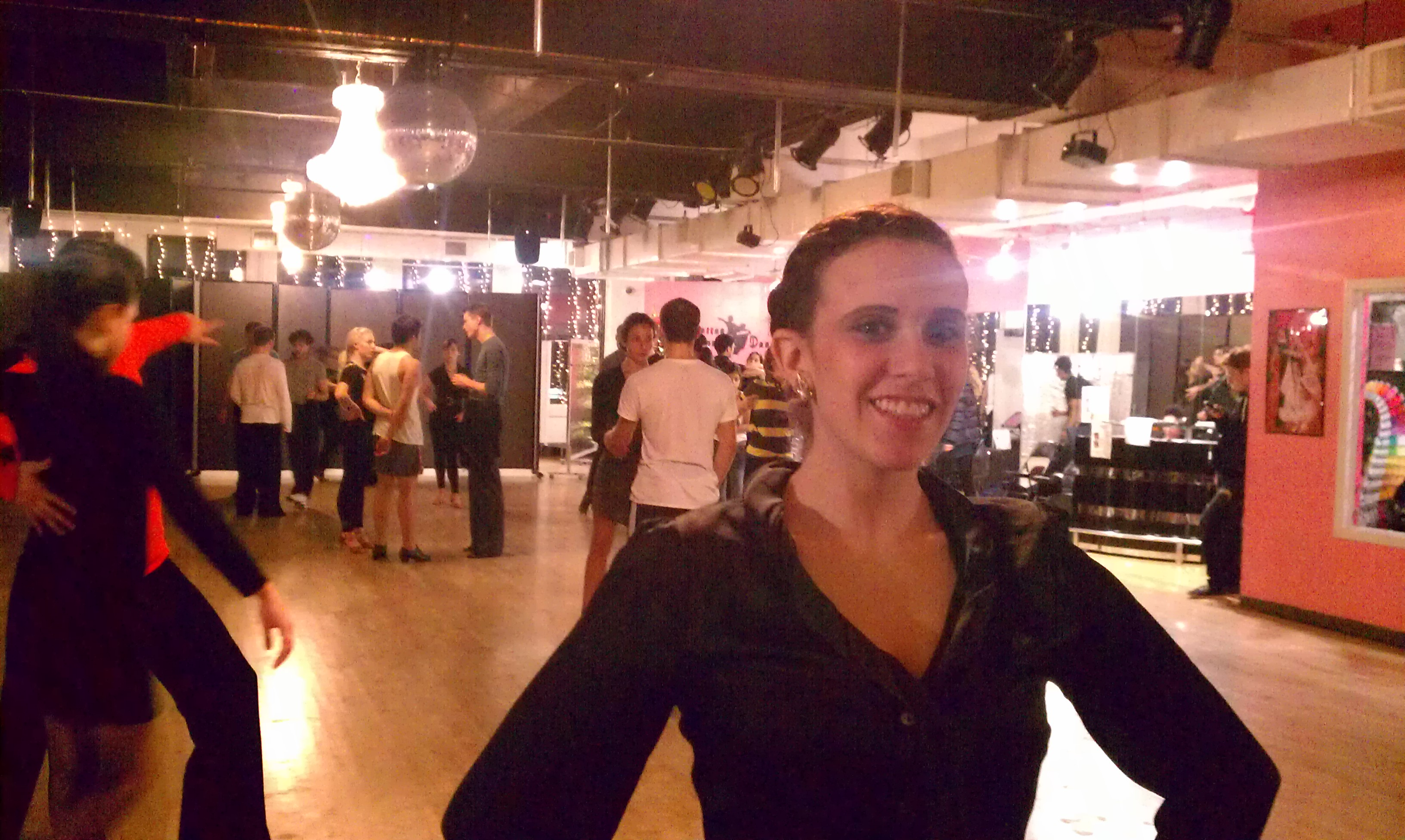 sara ballroom dance class instructor manhattan